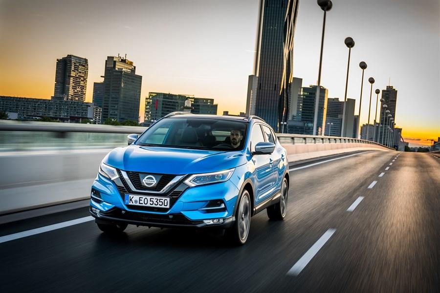 Nya Nissan Qashqai: generöst uppdaterad med enastående design, ny teknik och vässad prestanda